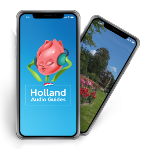 Holland Audio Guides app
