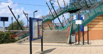 Fiets huren bij Station Hillegom